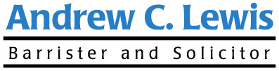 andrewclewislaw logo
